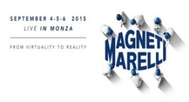 """Formula 1, GP d'Italia 2015, Monza: innovazione e tecnologia nell'hospitality Magneti Marelli, """"Giuseppe Valpreda"""""""