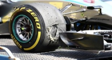 Technical analysis confirms the absence of any structural problem with the tyres used at the Belgian Grand Prix