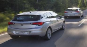 Opel presenta la nuova Astra, sarà leggera, efficiente ed avrà innovativi sistemi di assistenza alla guida
