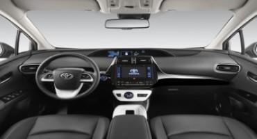Nuova Toyota Prius, l'originale Smart Innovation sarà presentata al Salone di Francoforte 2015