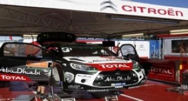 WRC -Rally Australia, Citroen: ritirati per incidente in ricognizione Mads Østberg e Jonas Andersson