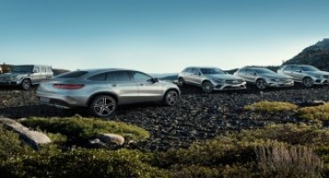 Mercedes Benz e lo stato dell'arte dei SUV