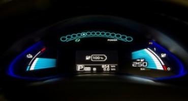 Nissan LEAF 2016, con la batteria da 30kWh l'autonomia sale a 250 km