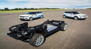 Jaguar Land Rover rivela l'esclusiva tecnologia eDM (electric Drive Module) per i veicoli a basso impatto ambientale
