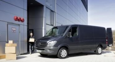 Mercedes-Benz festeggia i vent'anni di Sprinter