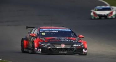 FIA WTCC, in Giappone è Norbert Michelisz, su Honda Civic, a conquistare la pole in Gara 1