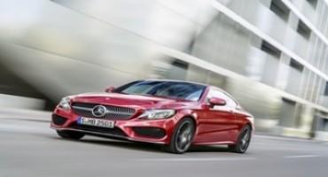 Mercedes-Benz amplia la famiglia della Classe C con un modello Coupé