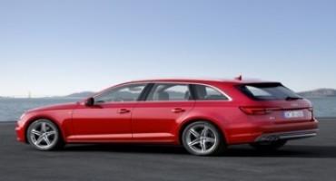 Audi sceglie gli pneumatici Hankook per le nuove A4 e A4 Avant
