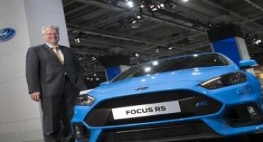 Ford svela le prestazioni della sua Hatchback più estrema, la Focus RS