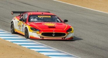 Maserati – Pirelli World Challange: è Jeff Courtney il vincitore del Trofeo Maserati North America