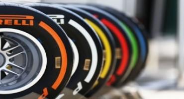 Pirelli – Formula 1: l'assegnazione degli pneumatici tramite BarCode