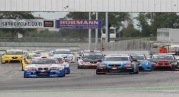 Campionato Italiano Turismo Endurance, a Misano il sesto e penultimo round della stagione
