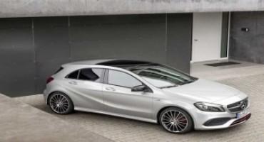 Mercedes-Benz, debutto italiano per la nuova generazione della Classe A