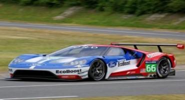 Ford GT 40 competizione, il debutto ad aprile a Silverstone