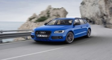 Even more power and top-of-the-line equipment: the Audi SQ5 TDI plus with 250 kW (340 hp)