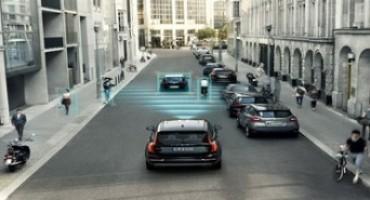 Volvo XC90 riceve 5 stelle nei test Euro NCAP