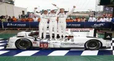 Porsche conferma il programma LMP1 con la 919 Hybrid, fino a fine 2018
