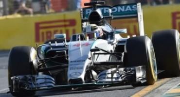 Formula 1, GP Italia, Monza: Lewis Hamilton ancora in pole, Ferrari in prima e seconda fila