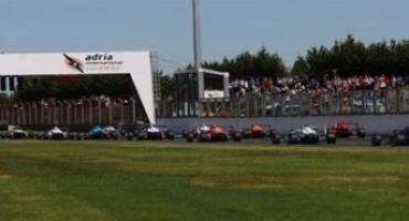 ACI Racing weekend, si è concluso ad ADRIA il settimo appuntamento della stagione
