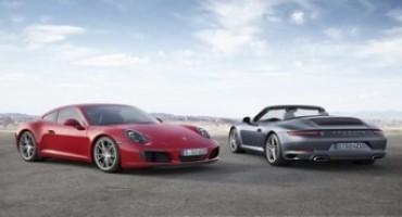 Nuova Porsche 911 Carrera, ora ancora più performante ed efficiente