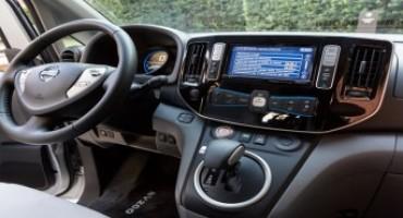 Nissan presenta e-NV200 100% elettrico 7 posti, il veicolo per la mobilità ad missioni zero