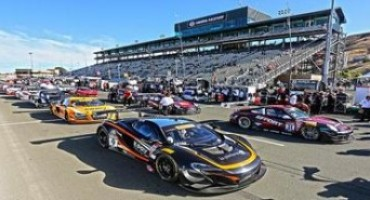 McLaren GT Factory driver Kevin Estre secures double in Pirelli World Challange