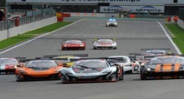 McLaren Factory Driver Alvaro Parente takes SPA victory to extend Championship lead