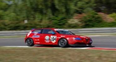 Campionato Italiano Turismo Endurance, Vallelunga: Giorgio Fantilli e la sua Alfa 147 ritornano sulla pista di casa