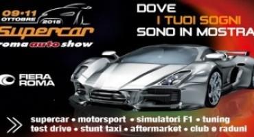 Yokohama sarà presente al Supercar Roma Auto Show