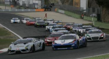 ACI Racing Weekend : a causa di un nubifragio si chiude in anticipo l'ottavo round a Vallelunga