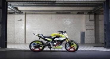 BMW Concept Stunt G 310: aggressiva e agile stuntbike