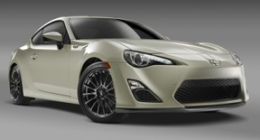 Scion Pairs Sports and Style for 2016 FR-S Release Series 2.0