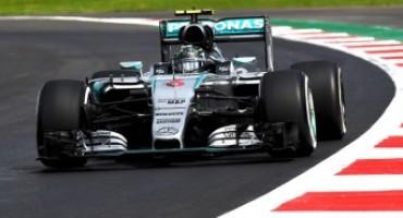 Formula 1, pole di Nico Rosberg nelle qualifiche del GP del Messico, 2° Hamilton, 3° Vettel