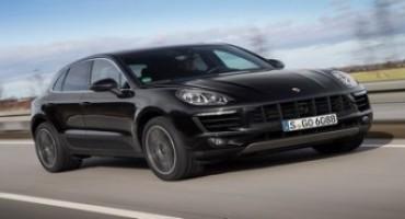 Porsche richiama 58.881 vetture Macan S e Macan Turbo in tutto il mondo