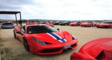Ferrari tribute, gli ultimi preparativi