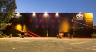 Mazda Cinema Hall ed MX-5 360° Experience: tutti i numeri di Mazda alla Festa del Cinema
