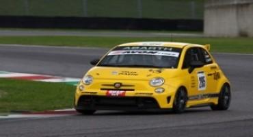 Campionato Italiano Tursimo Endurance: esordio al Mugello per l'Abarth 695 Assetto Corse Record