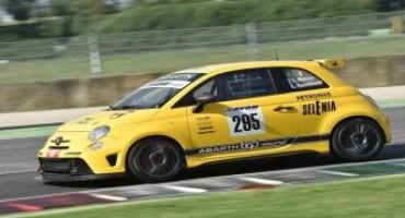 """Campionato Italiano Turismo Endurance, l'Abarth 695 è ora """"Assetto Corse Record"""""""