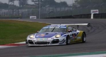 Campionato Italiano GT, al Mugello due strabilianti pole di Vito Posiglione (Porsche) e Andrea Amici (Audi)