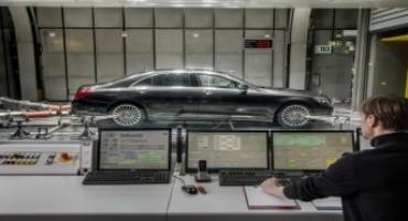 Mercedes-Benz presenta i primi modelli con impianto di climatizzazione a CO2