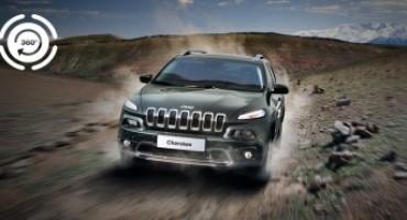 Jeep® lancia l'off-road a 360° su Facebook