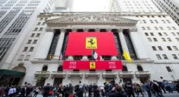 La Ferrari debutta a Wall Street