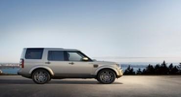 Land Rover Discovery, si arricchisce di due nuove versioni: Landmark e Graphite