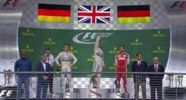 Formula 1, GP Stati Uniti: Lewis Hamilton vince e conquista il terzo titolo, 2° Rosberg, terza la Ferrari di Vettel