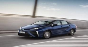 Toyota Mirai, inizia la commercializzazione in Europa