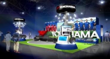 Yokohama Rubber al Tokyo Motor Show 2015