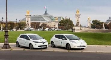 L'Alleanza Renault-Nissan fornirà 200 veicoli al 100% elettrici alla Conferenza Parigi Clima 2015