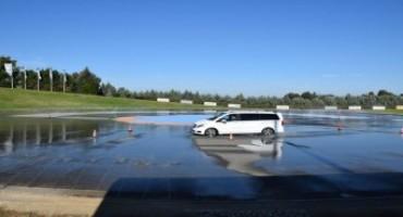 Mercedes-Benz Vans, a Vallelunga la giornata di formazione teorico/pratica sui veicoli commerciali a noleggio