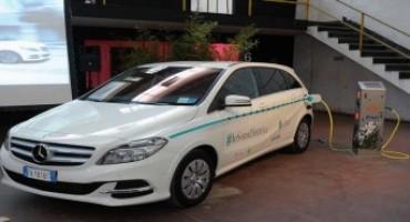 Classe B Electric Drive, farà tappa alla XXXII Assemblea annuale dell'Anci