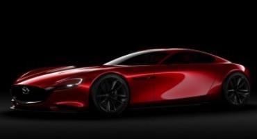 Mazda Motor, al Salone di Tokyo svela la concept RX-VISION, con motore rotativo di ultima generazione
